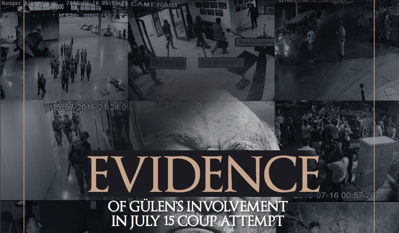 Evidence of Gülen's Involvement in July 15 Coup Attempt