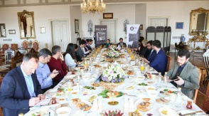 Roundtable Meeting with Ayşe Sözen Usluer