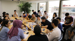 Meeting between Daily Sabah and Chinese journalists and media representatives