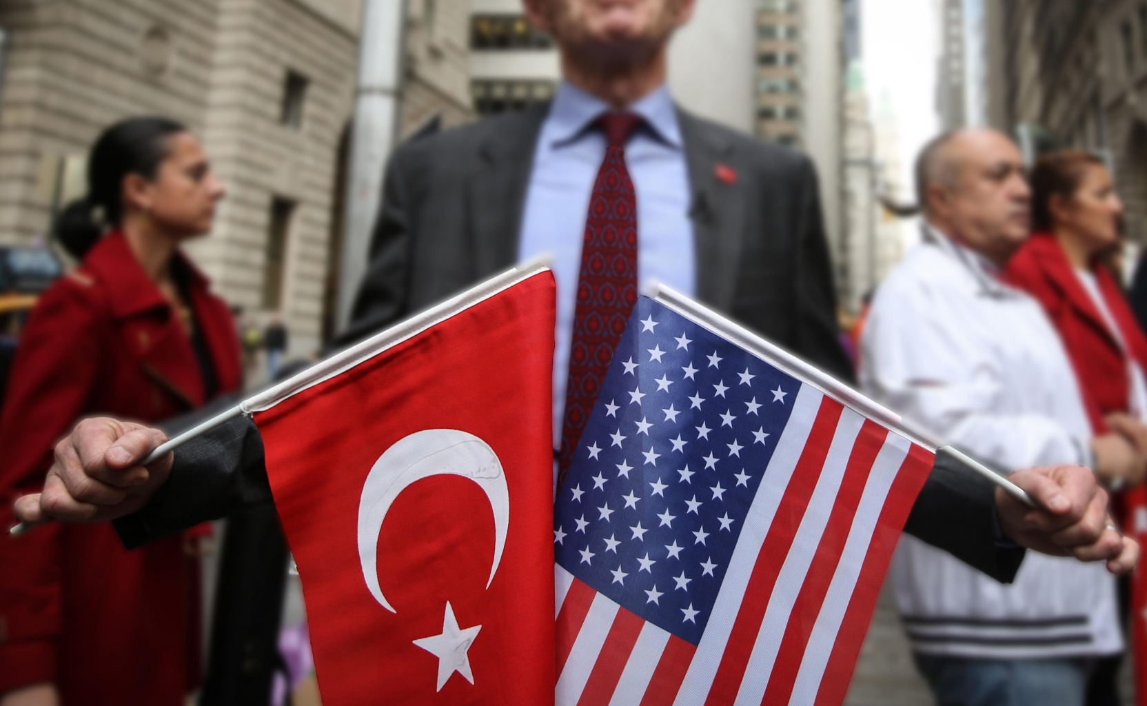 The Future of Turkish-U.S. Relations at a Time of Regional Crises