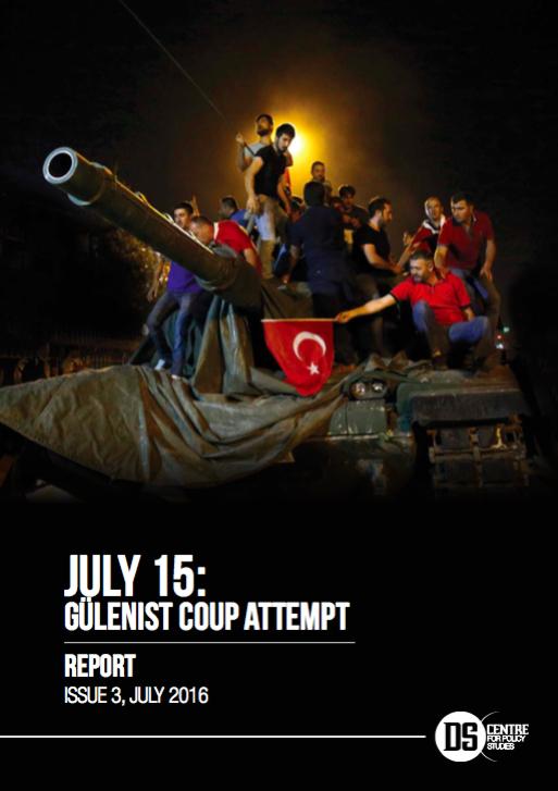 July 15: Gülenist Coup Attempt