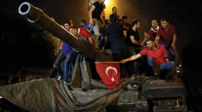 July 15: Gülenist Coup Attempt